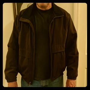 Dockers brown men's coat/jacket NWOT